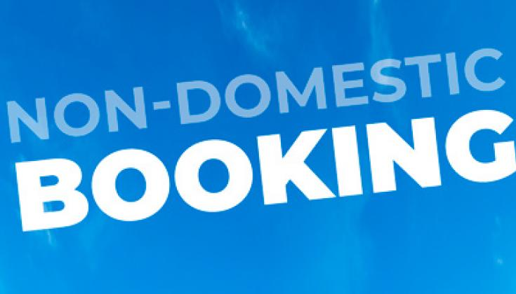 non-domestic-bookings